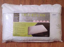 UKSHELLAN 100% NATURAL LATEX PILLOW
