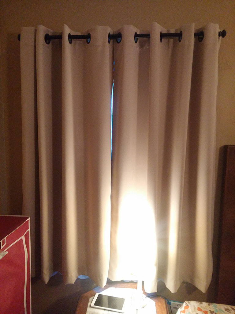 x drapes curtains blackout frost panel curtain sun zero l in acton p w