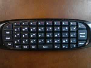 ProChosen C120 AirMouse Keyboard